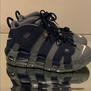 Nike Uptempo youth sneakers